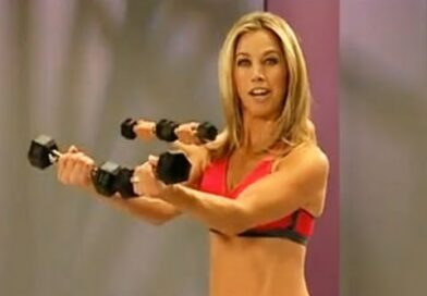 5 Minute Chest Workout with Denise Austin